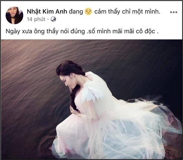 Hình ảnh Rộ tin Nhật Kim Anh chia tay chồng đại gia số 3