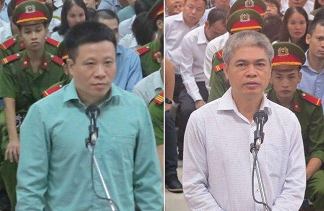 Hình ảnh Đại án OceanBank: 2 cựu sếp ngân hàng bị đề nghị tử hình, chung thân số 1
