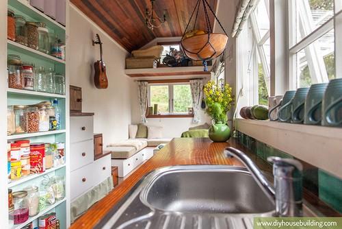 Ấn tượng thiết kế đặc biệt của căn nhà 17m2 khiến bao người mơ ước 10