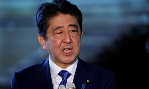Thủ tướng Nhật đáp trả mạnh mẽ vụ phóng tên lửa của Triều Tiên 1