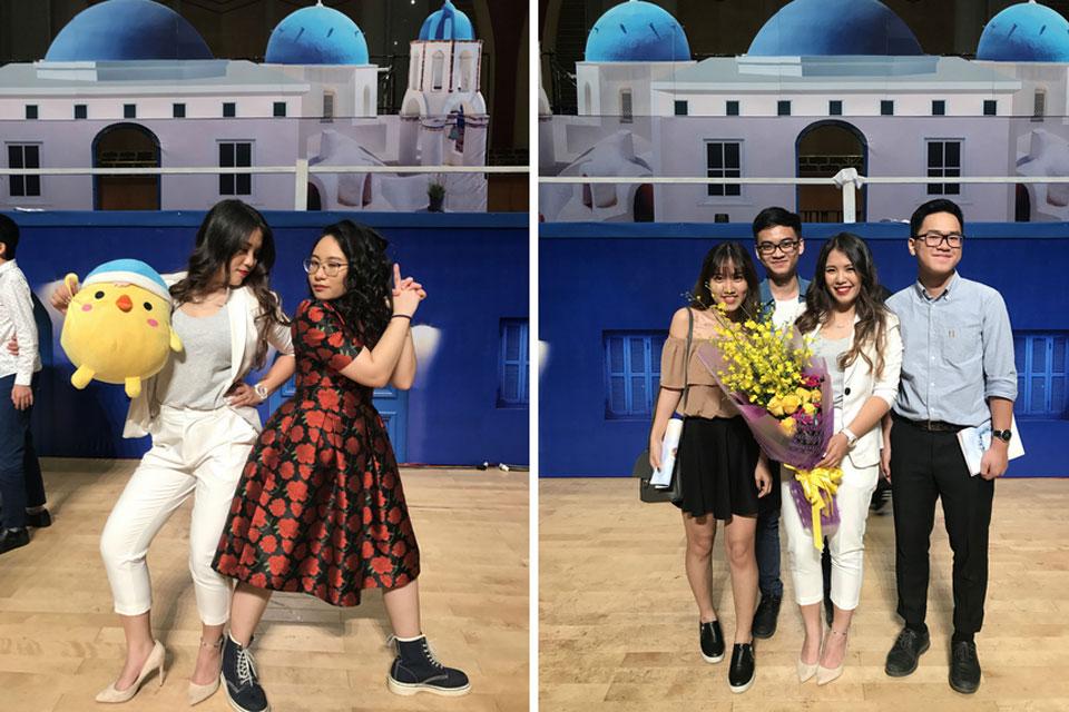 """Hình ảnh Nữ sinh  Hà Nội khiến nhiều người """"xuýt xoa"""" khi trúng tuyển 16 trường đại học nổi tiếng Thế giới số 2"""
