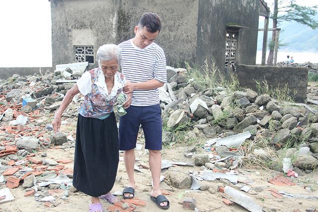 Xót xa cảnh hoang tàn sau bão ở Hà Tĩnh 6