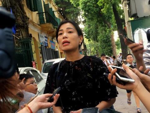 Vợ Xuân Bắc tiếp tục tung bằng chứng về việc bị chèn ép, phản bác hiệu trưởng Minh Ánh  2