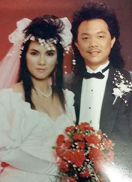 Ngỡ ngàng ảnh cưới thập niên 70, 80 của Hoài Linh, Xuân Hinh, Diễm My, Như Quỳnh 4