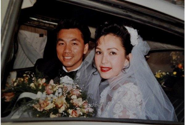 Ngỡ ngàng ảnh cưới thập niên 70, 80 của Hoài Linh, Xuân Hinh, Diễm My, Như Quỳnh 5