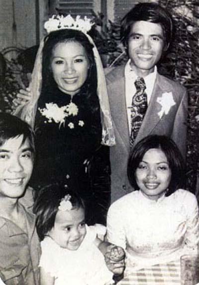Ngỡ ngàng ảnh cưới thập niên 70, 80 của Hoài Linh, Xuân Hinh, Diễm My, Như Quỳnh 7