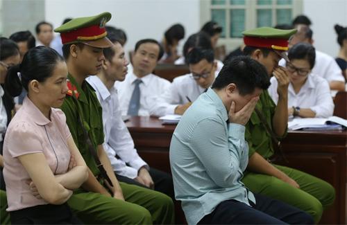 Đại án OceanBank: Hà Văn Thắm nhận tội và xin gánh tội cho đàn em 1