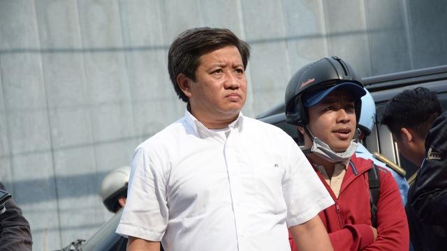Hình ảnh Ông Đoàn Ngọc Hải đề xuất luân chuyển Chủ tịch phường Cầu Ông Lãnh số 1