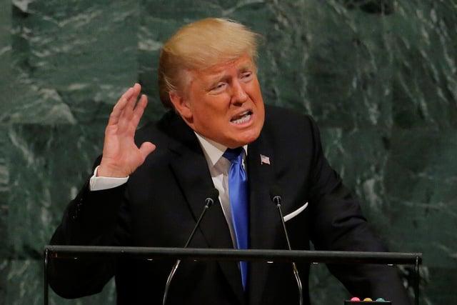 Trump lên án việc đe dọa chủ quyền ở Biển Đông tại Liên Hợp Quốc 1