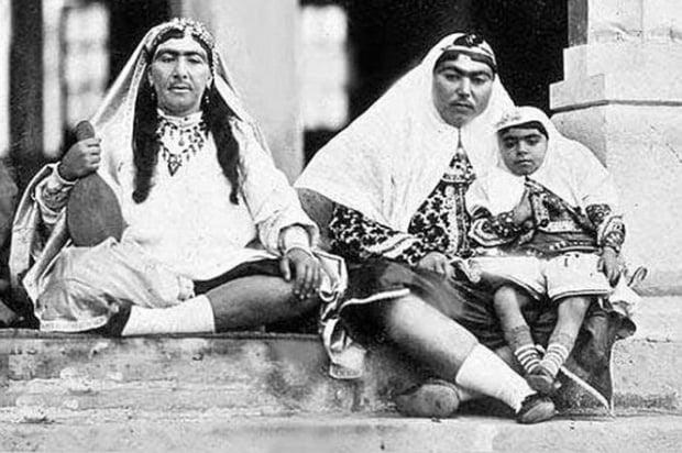 Dung nhan người vợ xinh đẹp trong hậu cung của vua Ba Tư 2