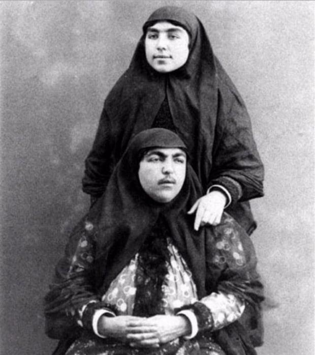 Dung nhan người vợ xinh đẹp trong hậu cung của vua Ba Tư 4