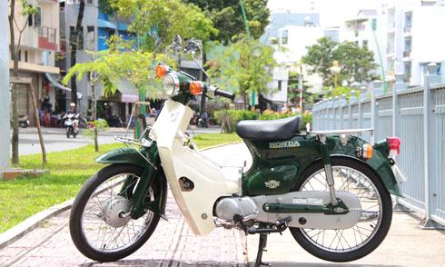Honda Cub 1996 được ráo bán với giá 100 triệu 1