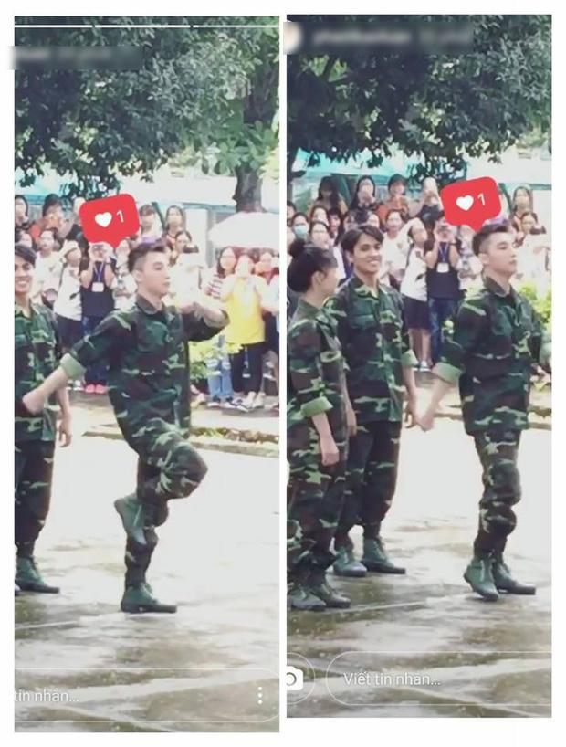 Hình ảnh Sơn Tùng M-TP trong trang phục lính gây sốt cư dân mạng 3