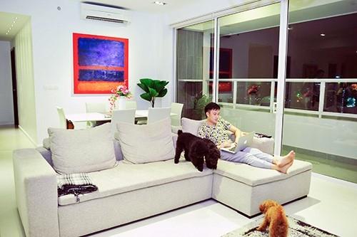Dương Triệu Vũ gây bất ngờ khi sở hữu khối tài sản đáng mơ ước 6