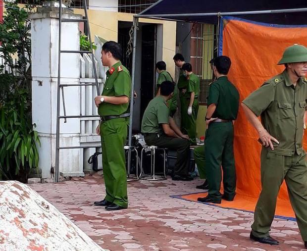 Bắt khẩn nữ nghi phạm sát hại Phó chủ nhiệm HTX ở Bắc Ninh 1