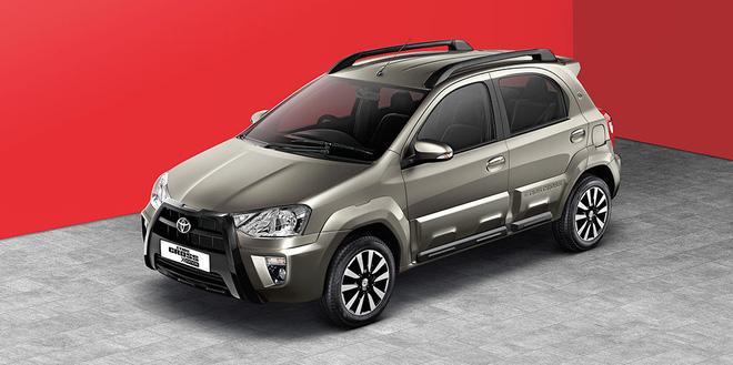 Hình ảnh Cận cảnh chiếc xe Toyota giá rẻ kỷ lục chỉ 240 triệu đồng số 1