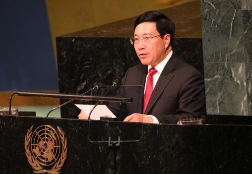 Việt Nam ký Hiệp ước cấm vũ khí hạt nhân 1