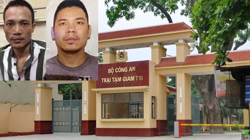 Phút trải lòng của  2 tử tù trốn trại T16 sau khi bị bắt lại 1