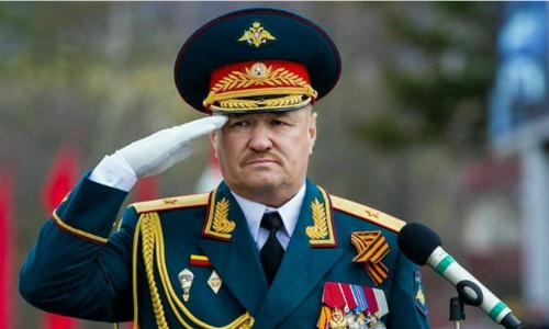 Tướng Nga tử trận ở Syria vì bị IS tấn công 1