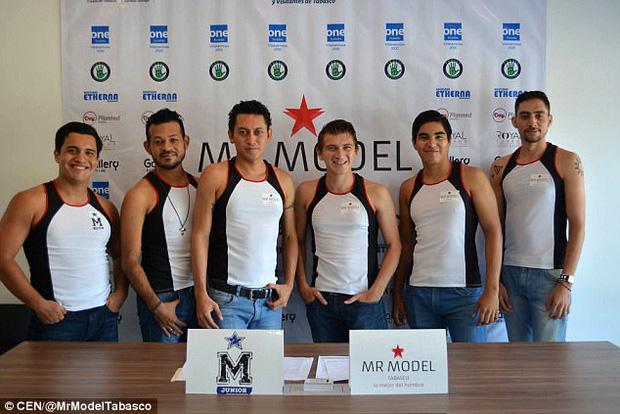 Mexico: Cuộc thi nam vương bị hủy vì thí sinh quá xấu so với dự kiến 1