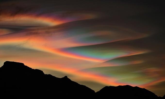 Những bức ảnh thiên văn đẹp mê hoặc nhất năm 2017 8
