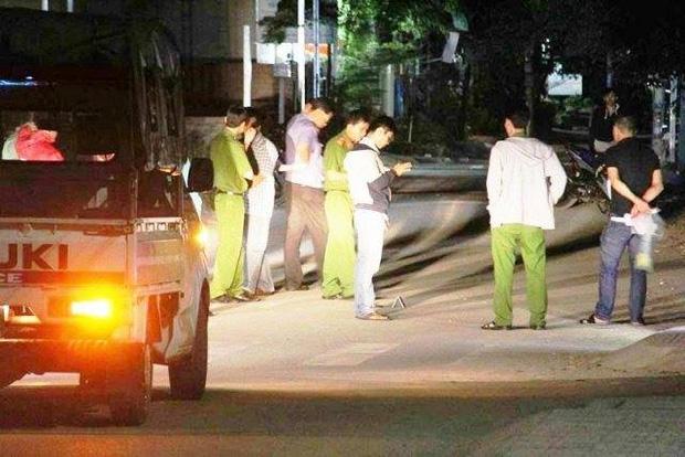 Thiếu úy cảnh sát hình sự bị đâm tử vong khi can đánh nhau  1