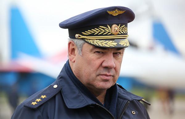 Tổng thống Nga Putin bất ngờ sa thải tướng Không quân 1