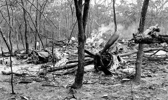 Vén màn vụ rơi máy bay khiến Tổng thư ký LHQ thiệt mạng sau 56 năm 3