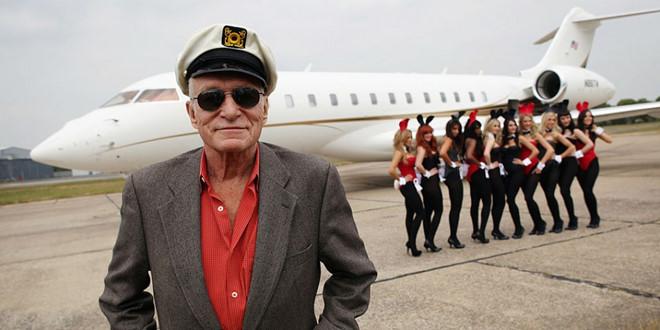 Ông trùm tạp chí Playboy Hugh Hefner qua đời 1