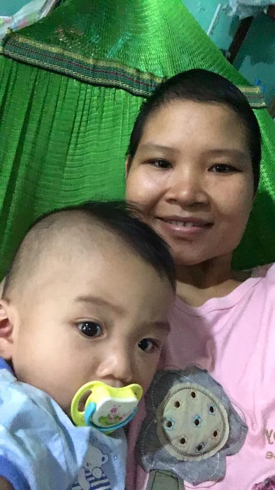 Xót xa trước câu chuyện người mẹ trẻ bị ung thư máu từ chối điều trị để cứu con trai 3