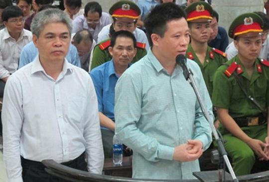 Đại án Ocean Bank: Tuyên tử hình Nguyễn Văn Sơn, Hà Văn Thắm chung thân 1