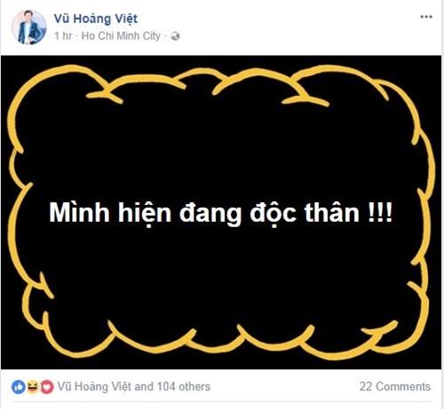 Vũ Hoàng Việt chia tay tình già tỷ phú Yvonne Thúy Hoàng 1