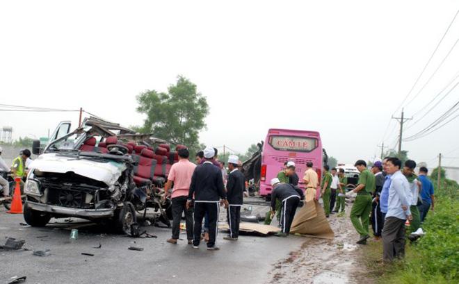 Nhân chứng vụ tai nạn 6 người chết: Tiếng