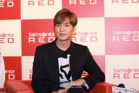Lee Min Ho khiến nhiều người bất ngờ với giá đi sự kiện