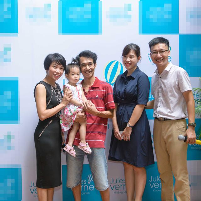 Diễn viên Phú Đôn hạnh phúc khi làm bố ở tuổi 55 3