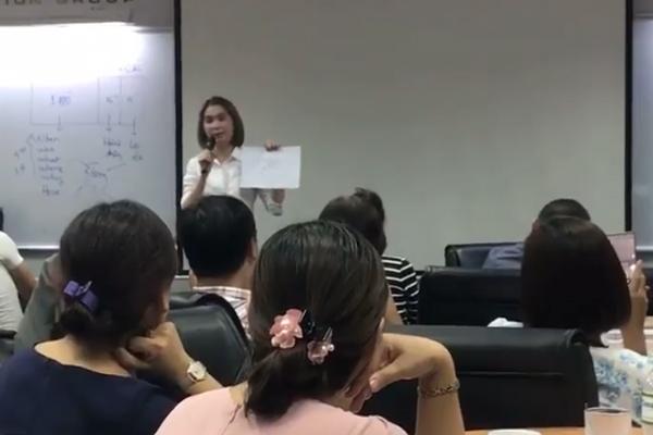 Ngọc Trinh thuyết trình mua nhà 40 tỷ: Xin tiền bạn trai và kinh doanh! 1