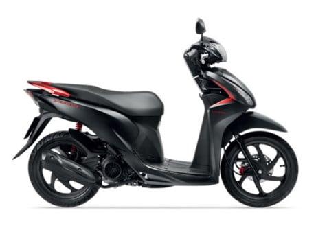 Hình ảnh Honda Vision ra mắt phiên bản mới, giá xuất xưởng gần 30 triệu đồng số 2