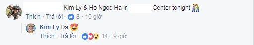 Kim Lý lấy hình Hồ Ngọc Hà trả lời fan: