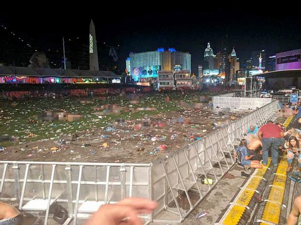 Bức ảnh gây chấn động trong vụ thảm sát Las Vegas  1
