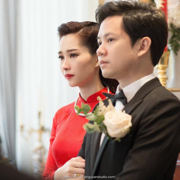 Hành trình từ yêu đến cưới của Đặng Thu Thảo và hôn phu Trung Tín: 3 năm lặng lẽ mà ngọt ngào đến ghen tị! 18