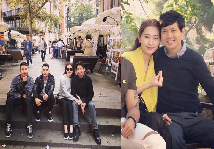 Hành trình từ yêu đến cưới của Đặng Thu Thảo và hôn phu Trung Tín: 3 năm lặng lẽ mà ngọt ngào đến ghen tị! 7