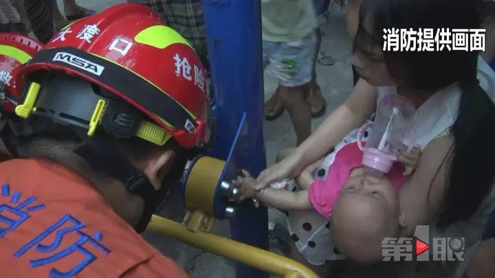 Cảnh báo: Bé 2 tuổi đứt gân và động mạch tay, phải khâu 20 mũi vì những vật quen thuộc tại khu chung cư 4