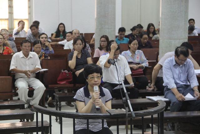Cựu ĐBQH Châu Thị Thu Nga lừa gần 400 tỷ bị đề nghị án chung thân 1
