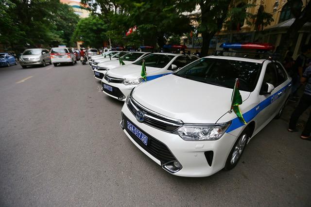 Hà Nội huy động 100 CSGT và xe đặc chủng vào Đà Nẵng phục vụ APEC 3