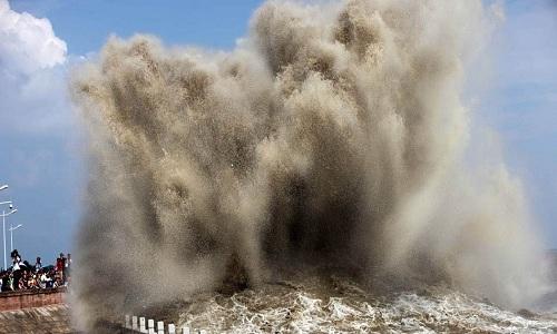 Hình ảnh Trung Quốc: Sóng