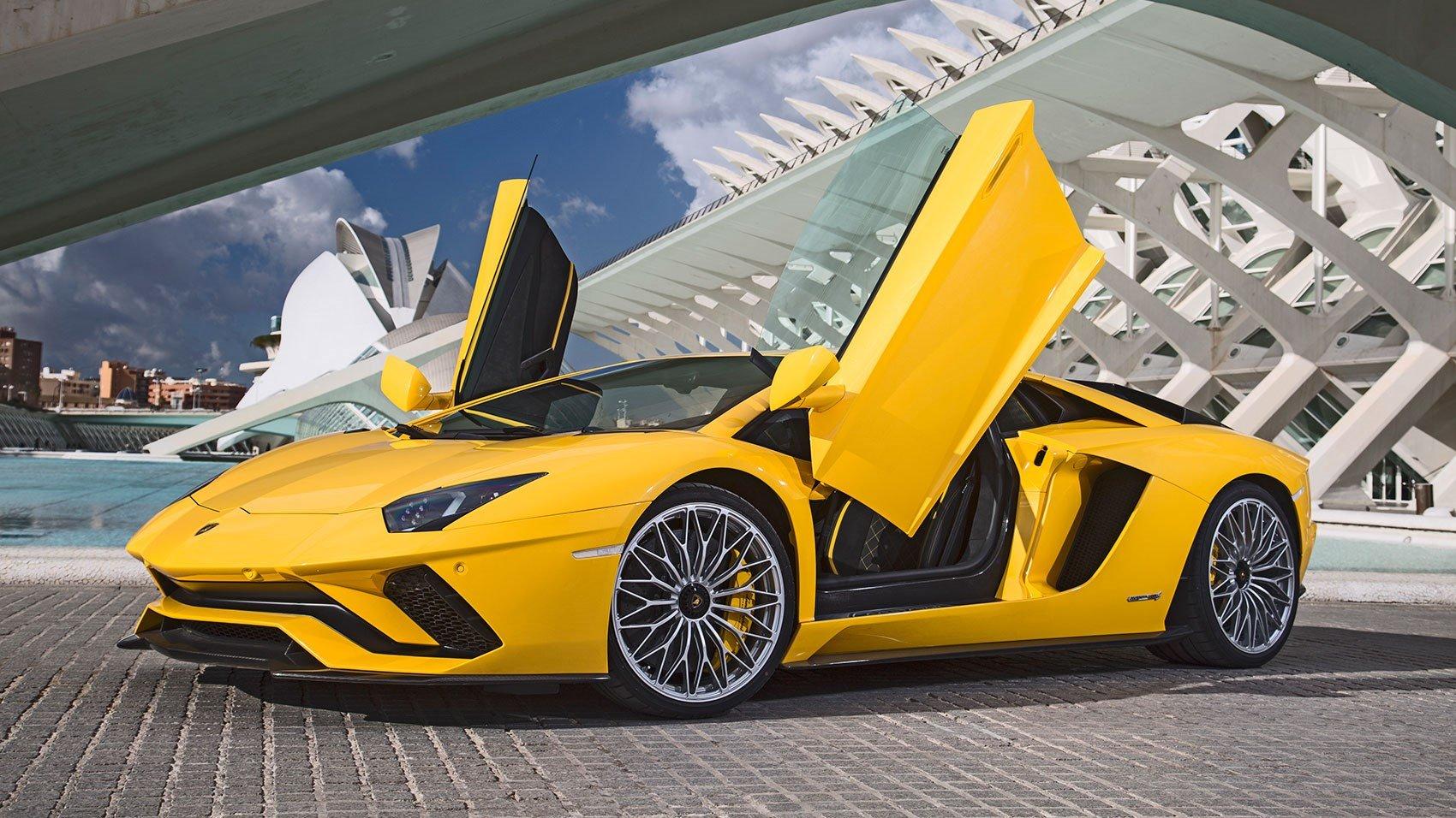 Hình ảnh Mua siêu xe Lamborghini, đại gia Việt phải nộp gần 5 tỷ phí trước bạ số 1