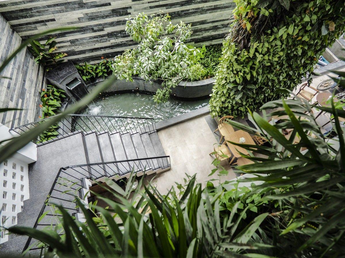 Hình ảnh Vẻ đẹp cuấn hút của Babylon Garden số 5