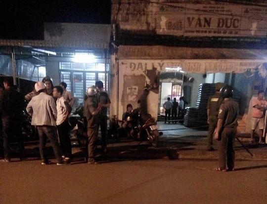 Hình ảnh Gã con rể máu lạnh sát hại bố vợ tại Đồng Nai ra đầu thú số 1