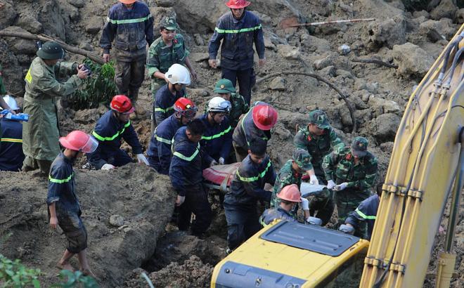 Hình ảnh Mưa lũ Hòa Bình: 41 người chết, mất tích và bị thương số 1