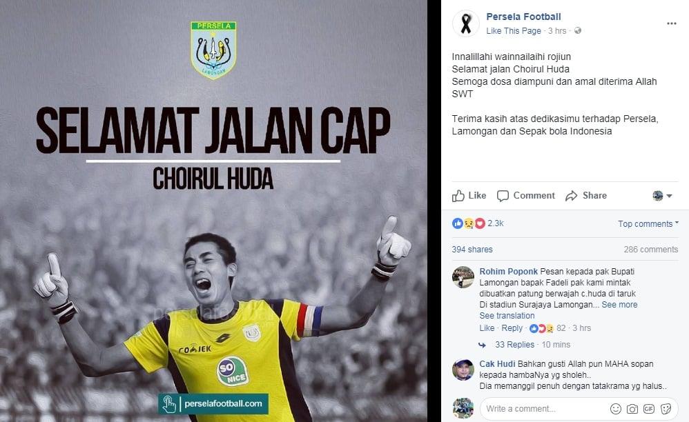 Sốc: Thủ môn Indonesia thiệt mạng sau pha va chạm kinh hoàng với đồng đội 3
